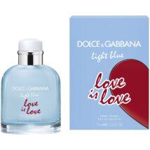 Dolce & Gabbana Light Blue Love is Love EDT 75ml Uraknak