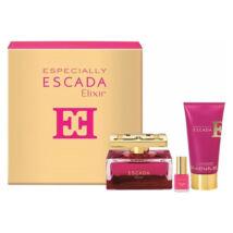 Escada Especially Elixir EDP 75 ml + Testápoló 50ml + Körömlakk Szett Hölgyeknek