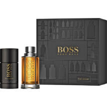 Hugo Boss The Scent EDT 50ml + 75ml Deo Stift Szett Uraknak