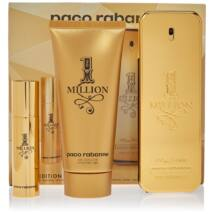 Paco Rabanne 1 Million EDT 100ML + Tusfürdõ 100ML + EDT 10ml Szett Uraknak