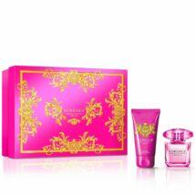 Versace Bright Crystal Absolu EDP 90 ml + Testápoló 100 ml szett Hölgyeknek