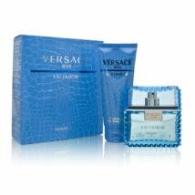 Versace Man Eau Fraiche EDT 100ML + 100ml Shower Gel Szett Uraknak