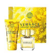 Versace Yellow Diamond EDT 90ml + 100ml Testápoló szett Hölgyeknek