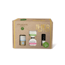 Coconutoil Cosmetics For Her - Női Ajándékcsomag