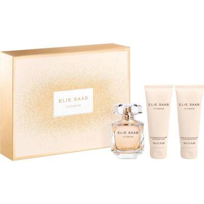 Elie Saab Le Parfum EDP 50ml + 75ml Tusfürdő + 75ml Testápoló Női Parfüm Ajándékcsomag