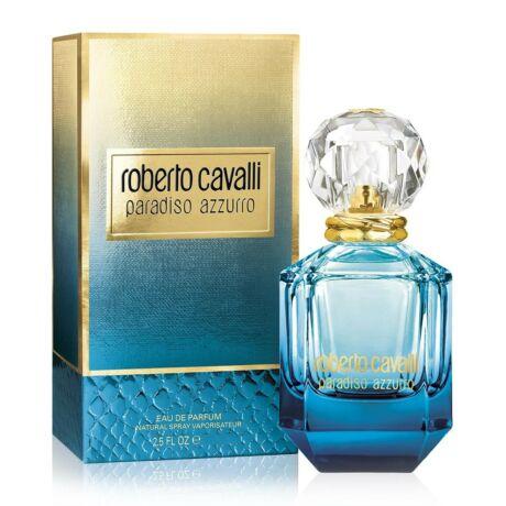 Roberto Cavalli Paradiso Azzurro EDP 75ml Hölgyeknek