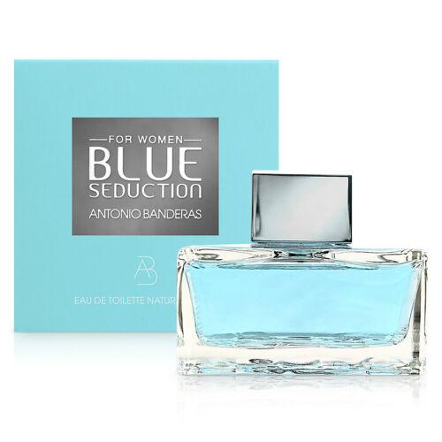 Antonio Banderas Blue Seduction EDT 100 ml Hölgyeknek