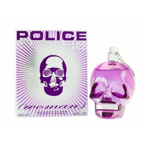 Police To Be Woman Eau de Parfum Hölgyekenk
