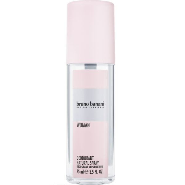 Bruno Banani Woman Natural Spray Deo 75 ml Hölgyeknek