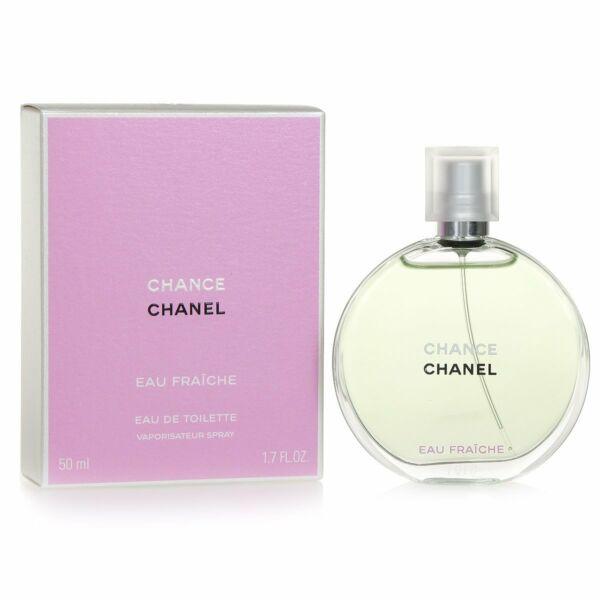 Chanel Chance Eau Fraiche Eau de Toilette Hölgyeknek