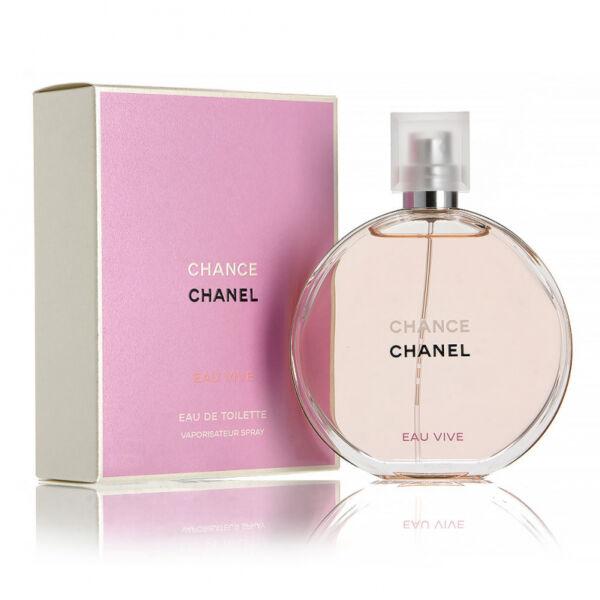 Chanel Chance Eau Vive Eau de Toilette Hölgyeknek