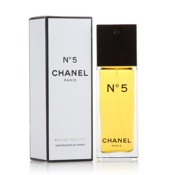 Chanel Chanel No.5 Eau de Toilette Hölgyeknek