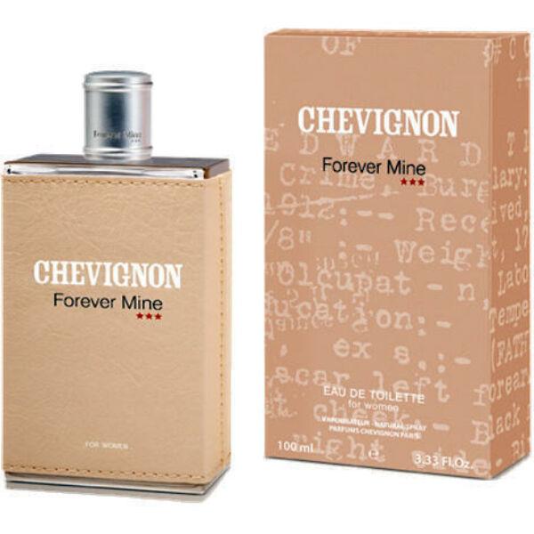 Chevignon Forever Mine EDT 100 ml Hölgyeknek