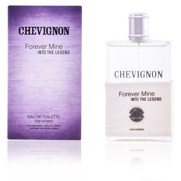 Chevignon Forever Mine Into the Legend EDT 50 ml Hölgyeknek