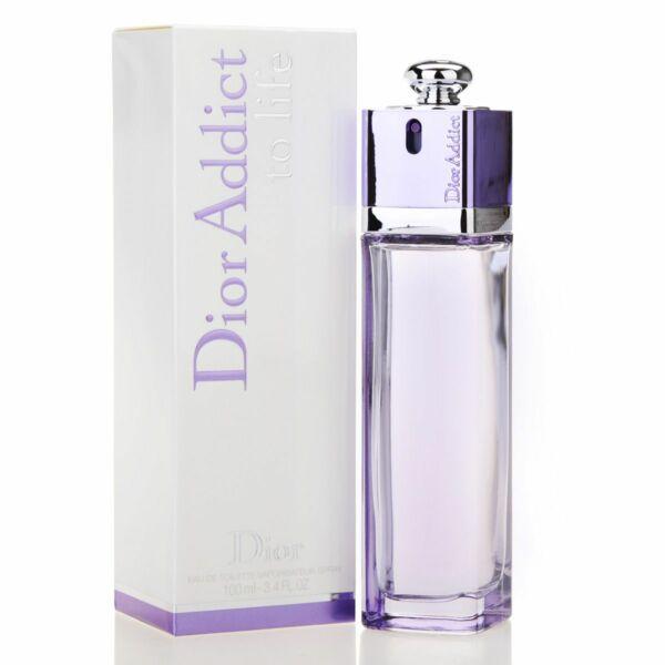 Christian Dior Addict to life EDT 100 ml Hölgyeknek