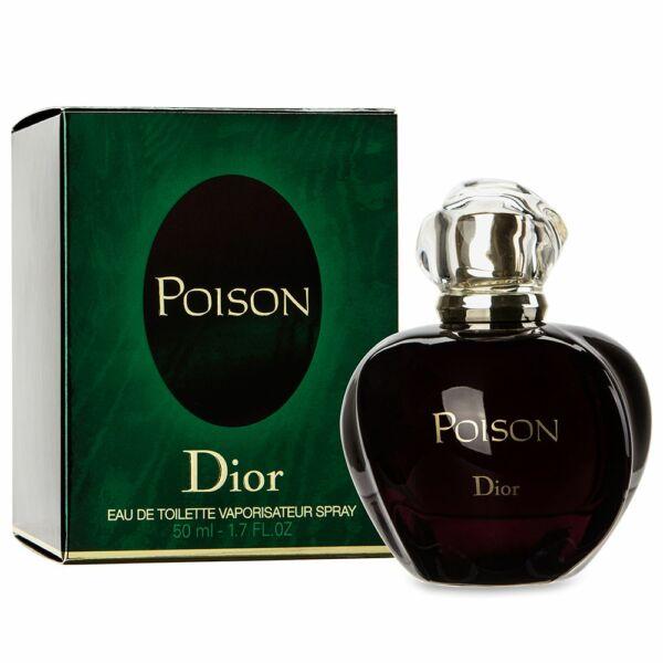 Christian Dior Poison EDT 50ml Hölgyeknek
