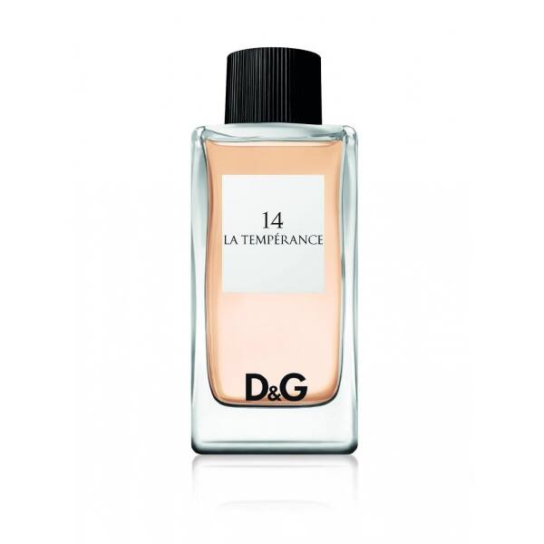Dolce & Gabbana 14 La Temperance EDT 100 ml Tester Hölgyeknek