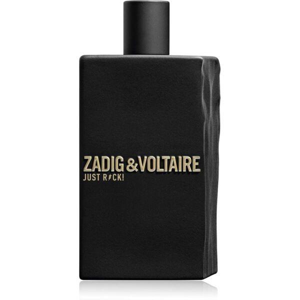 Zadig & Voltaire Just Rock! EDT 100ml Tester Uraknak