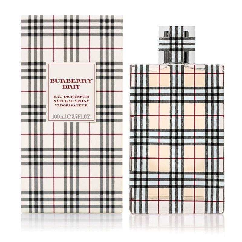Burberry Brit woman Eau de Parfum Hölgyeknek