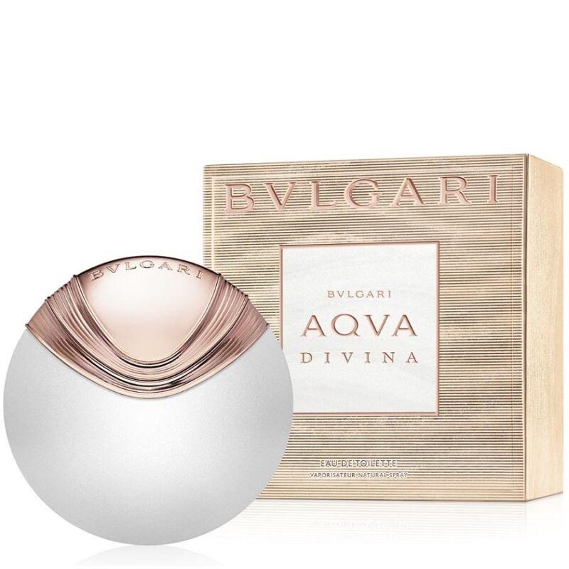 Bvlgari Aqva Divina Eau de Toilette Hölgyeknek