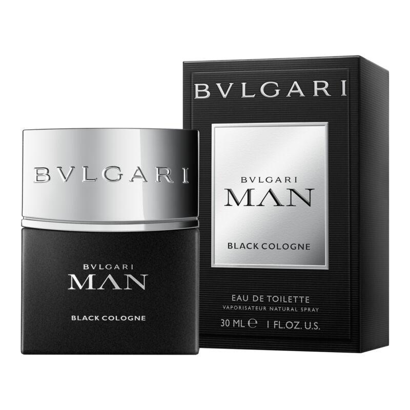Bvlgari Man Black Cologne Eau de Toilette Uraknak