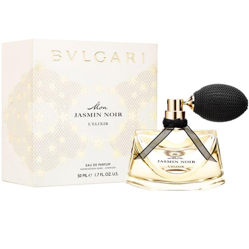 Bvlgari Mon Jasmin Noir L'Elixir EDP 50 ml Hölgyeknek