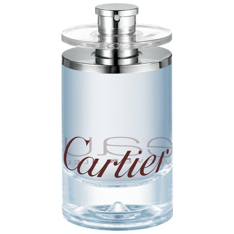 Cartier Vetiver Bleu EDT 100ml Tester Hölgyeknek és Uraknak
