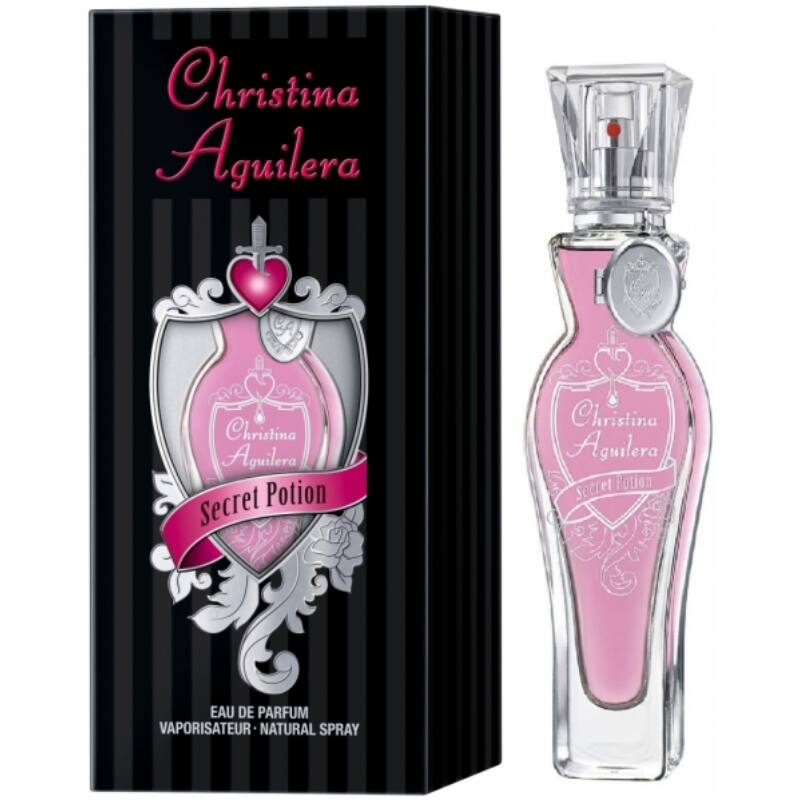 Christina Aguilera Secret Potion EDP 50 ml Hölgyeknek