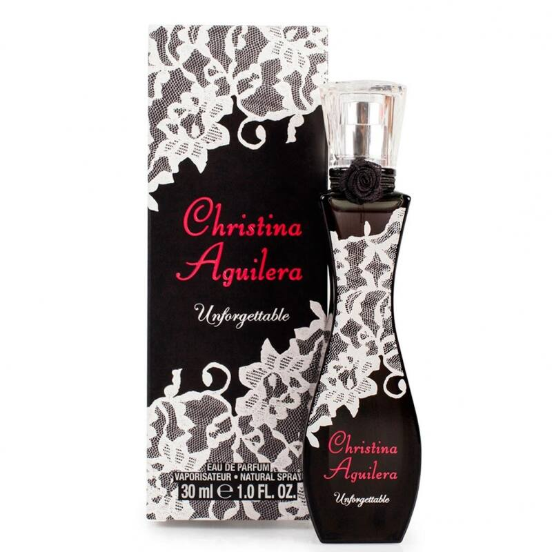 Christina Aguilera Unforgettable EDP 30 ml Hölgyeknek