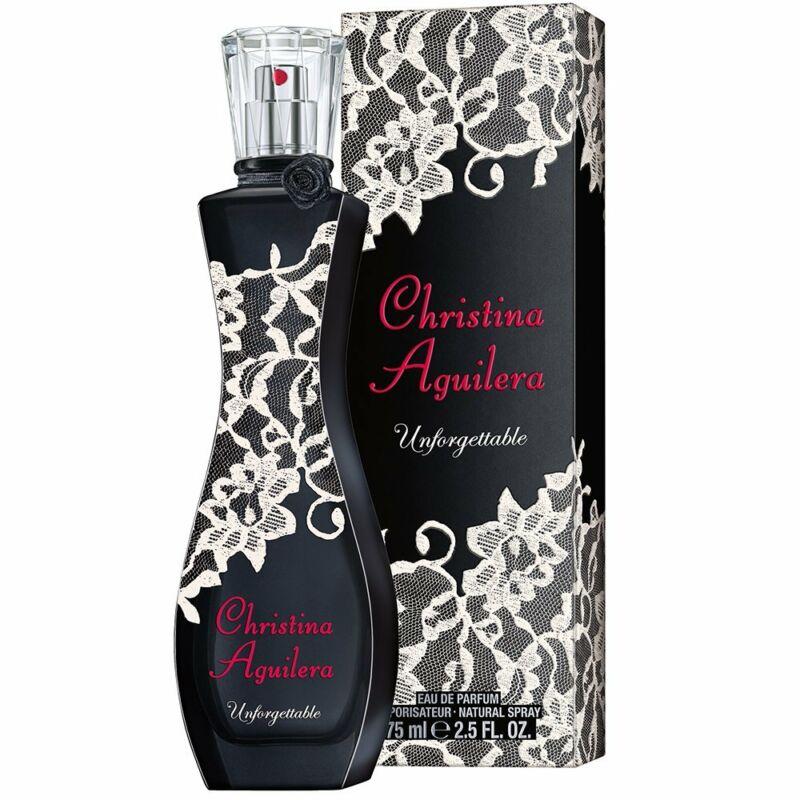 Christina Aguilera Unforgettable EDP 75 ml Hölgyeknek