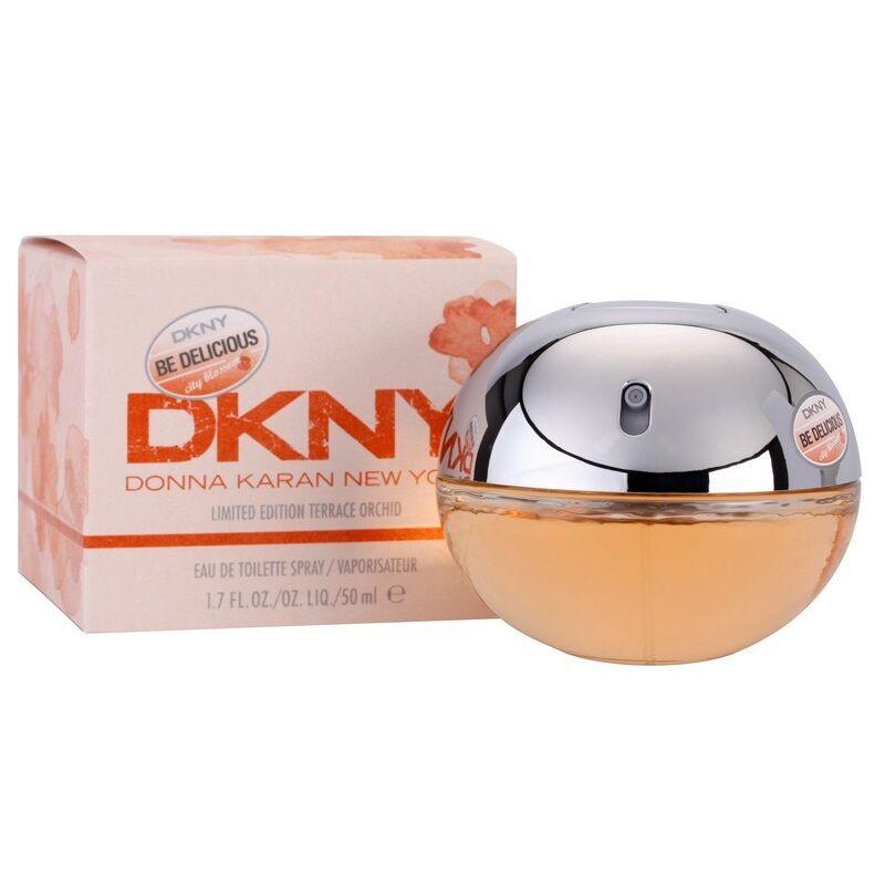 Dkny Be Delicious City Blossom Terrace Orchid EDT 50ml Hölgyeknek