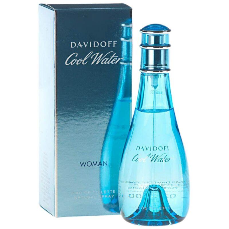 Davidoff Cool Water Eau de Toilette Női Parfüm
