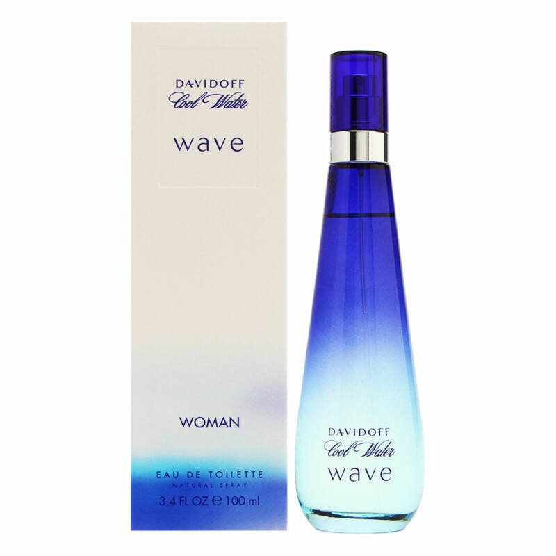 Davidoff Cool Water Wave EDT 100 ml Hölgyeknek