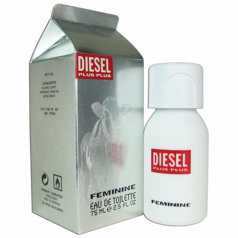 Diesel Plus Plus Feminine EDT 75 ml Női Parfüm