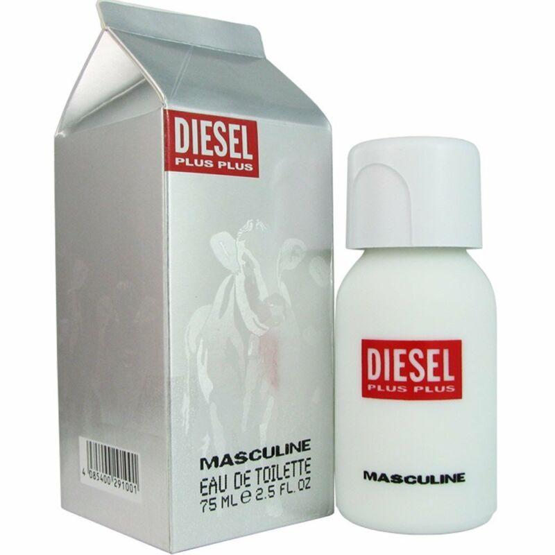 Diesel Plus Plus Masculine EDT 75ML Uraknak