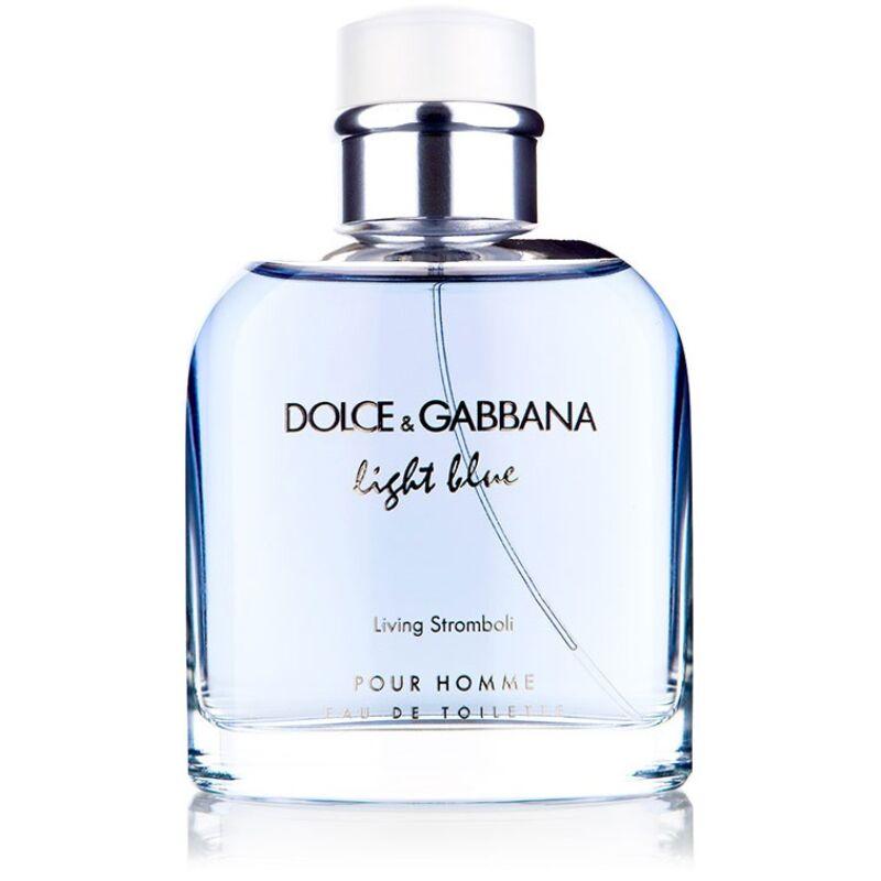 Dolce & Gabbana Light Blue Living Stromboli EDT 125 ml Tester Uraknak