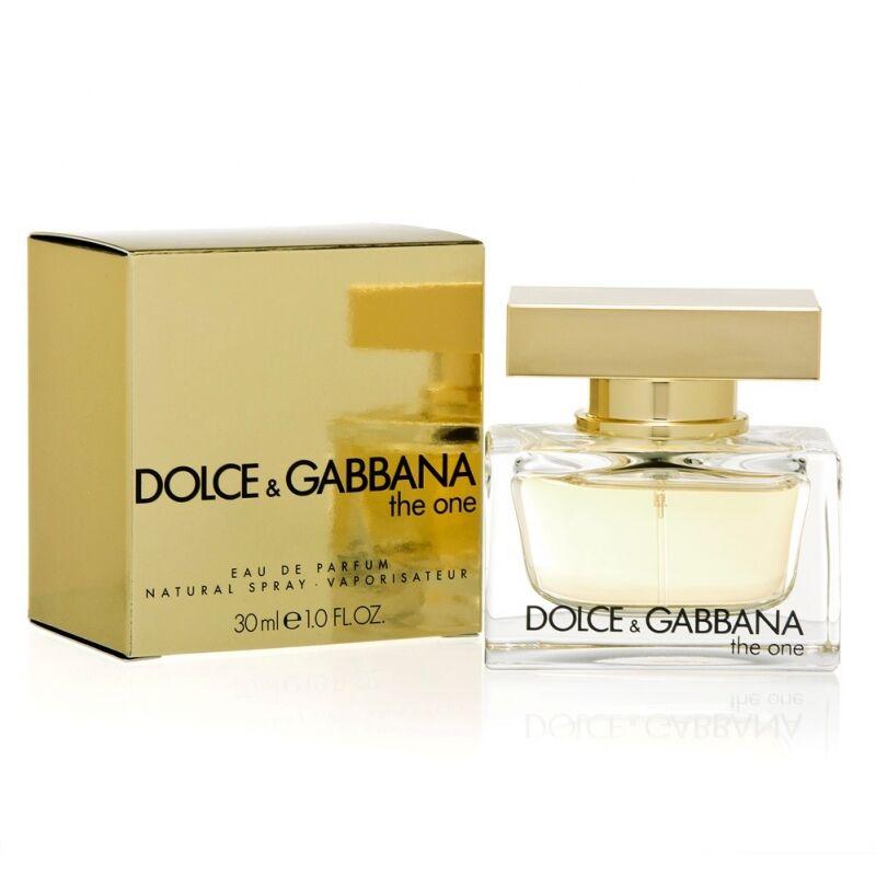 Dolce & Gabbana The One EDP 30ml Hölgyeknek