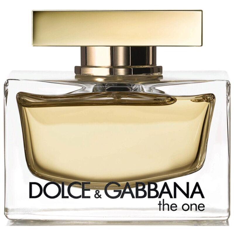 Dolce & Gabbana The One EDP 75ml Tester Hölgyeknek