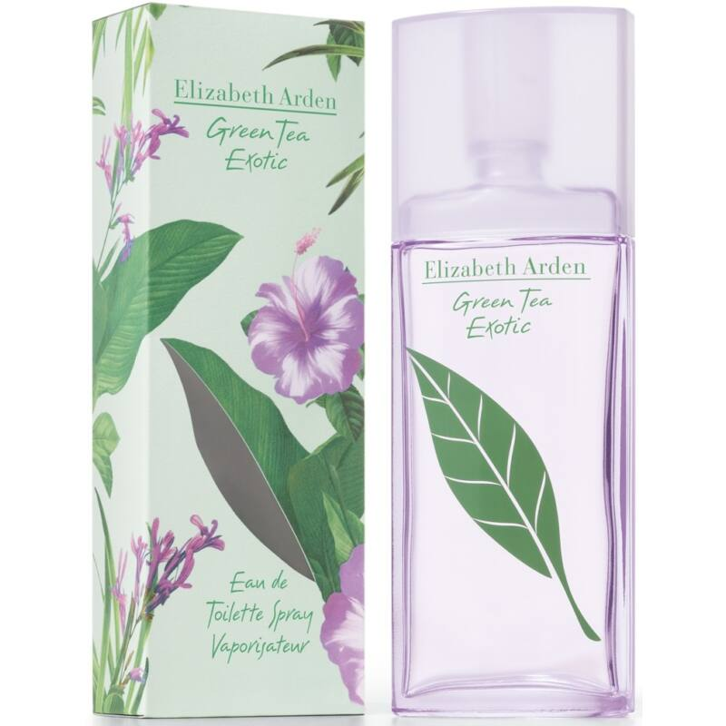 Elizabeth Arden Green Tea Exotic EDT 100 ml Hölgyeknek