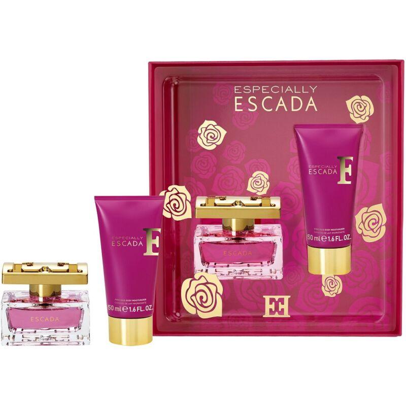 Escada Especially Escada EDP 30ml + 50ml Testápoló Szett Hölgyeknek