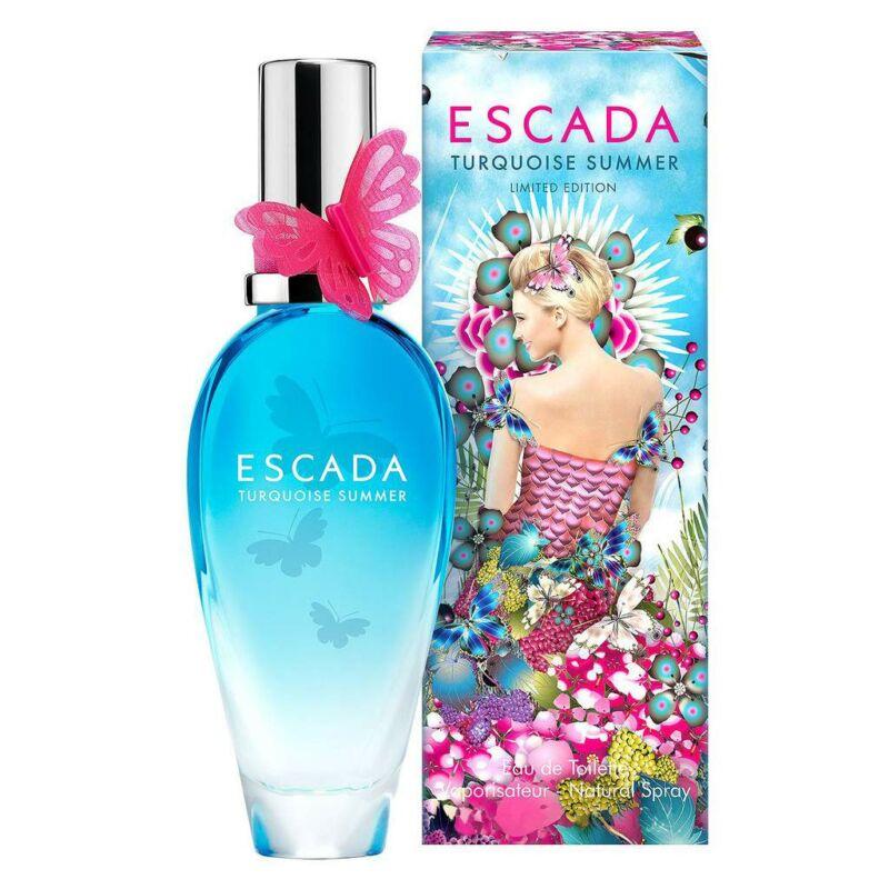 Escada Turquoise Summer EDT 30ml Hölgyeknek