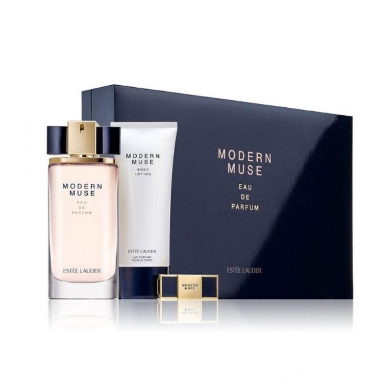 Estée Lauder Modern Muse EDP 100 ml + Testápoló 50ml Szett Hölgyeknek