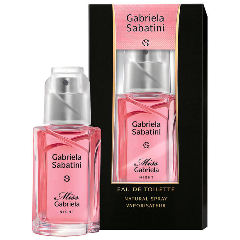 Gabriela Sabatini Miss Gabriela Night EDT 30ml Hölgyeknek