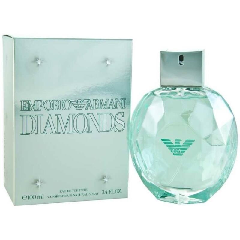 Giorgio Armani Diamonds EDT 100 ml Hölgyeknek