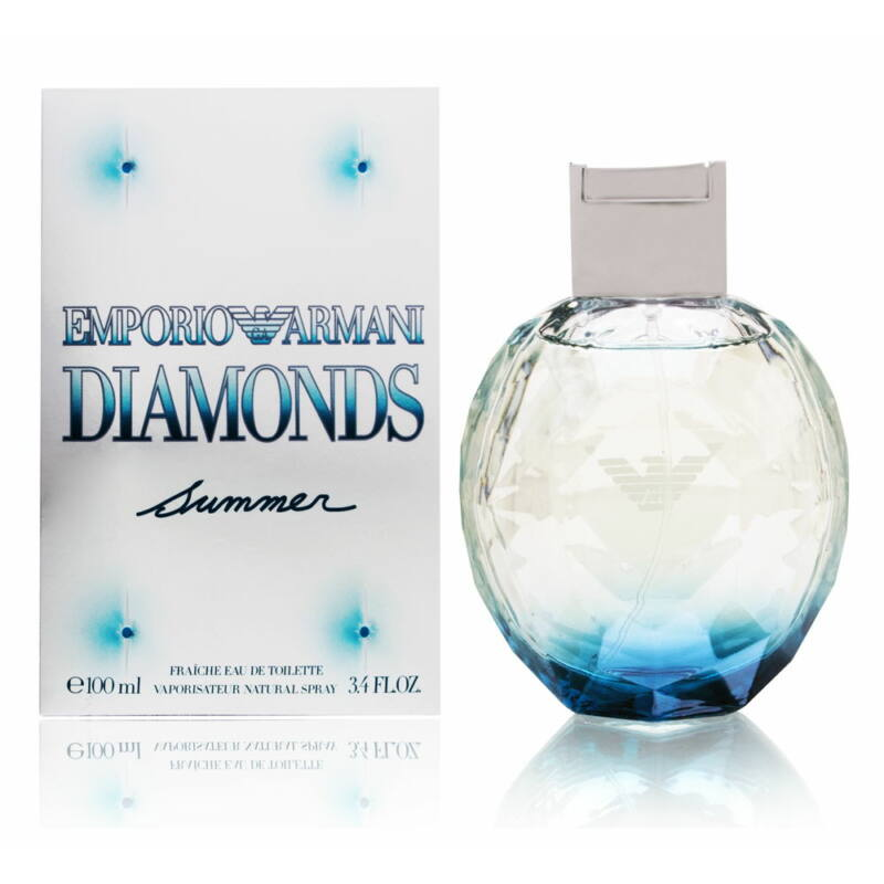 Giorgio Armani Diamonds Summer Edition EDT 100 ml Hölgyeknek