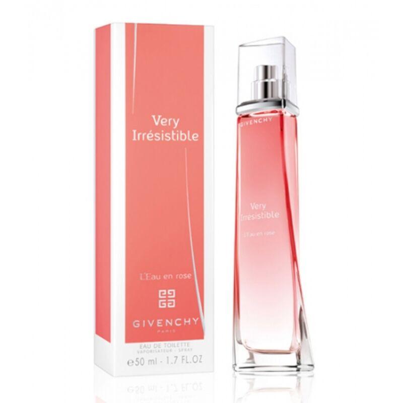 Givenchy Very Irresistible L'eau En Rose EDT 75ml Hölgyeknek