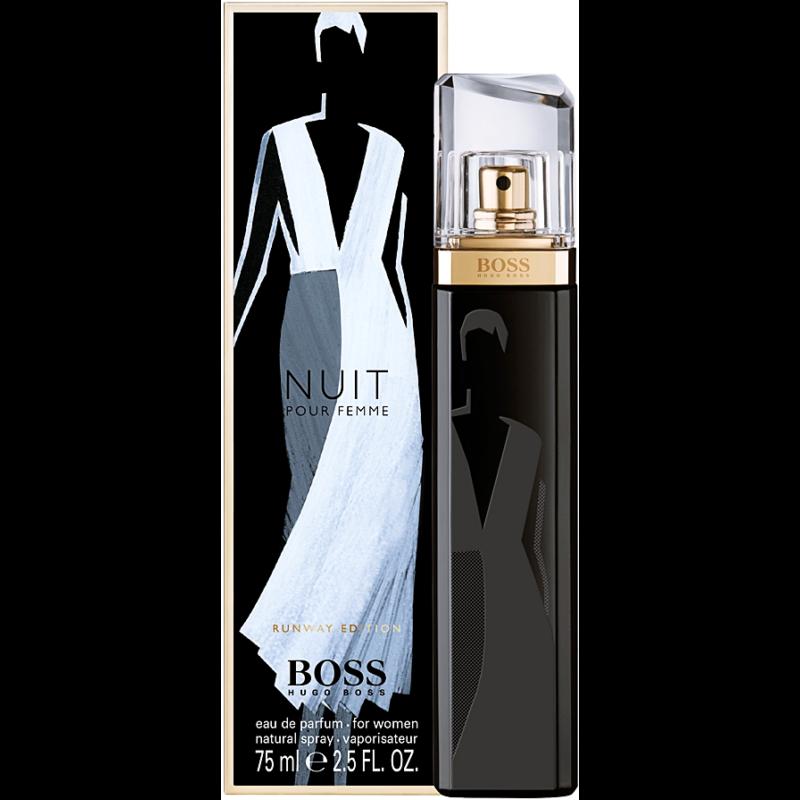 Hugo Boss Nuit Runway Edition Pour Femme EDP 75ml Női Parfüm