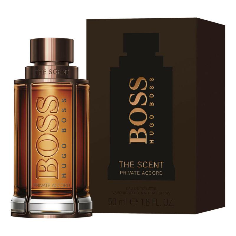 Hugo Boss The Scent Private Accord EDT 100ml Uraknak