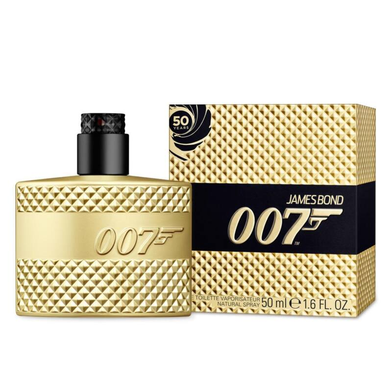 James Bond James Bond 007 Gold Limited Edition EDT 50 ml Uraknak