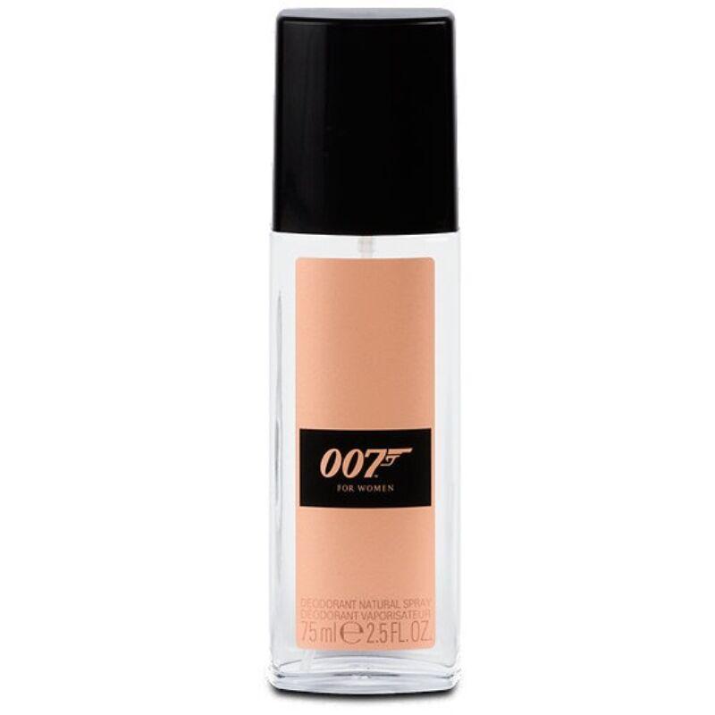 James Bond James Bond 007 Natural Spray Deo 75ml Hölgyeknek